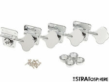 NEW Fender American Vintage 70s Precision P Jazz Bass TUNERS Nickel 007-6568-049