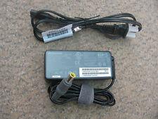 AC ADAPTER Works for Ibm Laptop Lenovo THINKPAD R400,T400, X200.X220 Original