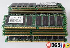 barrette de Mémoire vive SDRAM ddr1 ram DDR1 256Mb pc2700 333mhz RAM 256Mb