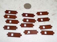 13 Hammond Organ Foot Pedal Bakelite Interposer Contact Operators