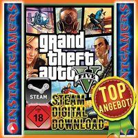 GTA V GTA 5 STEAM ACCOUNT UNCUT GRAND THEFT AUTO V [EU/DE/PC] KEIN KEY