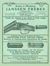 Janssen Freres d'Armes 1948, Liege, Belgium