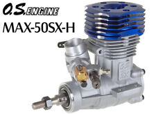 OS Max 15550 .50SX-H Hyper Ring Heli Engine with 60LH Carb/Carburetor