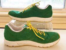 Asics Men's Rush 33 Green/Yellow/White Running/Walking Shoes Size 11 (F 790311)