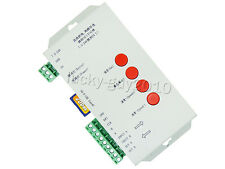 Dream-Color LED Controller+ SD Card to Set Program for 6803/1903 IC LED Strip