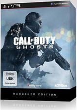 CoD Ghosts PS-3 Hardened Ed. Call of Duty inkl Free Fall