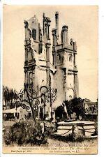 CP 62 - PAS-DE-CALAIS - Abbaye du Mont Saint-Eloi après le bombardement