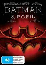 Batman And Robin (DVD, 2008)