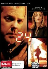 24 : Season 5 (DVD, 2006, 7-Disc Set)