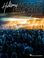 Hillsong Worship Favorites Sheet Music Piano Solo SongBook NEW 000312522