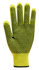 POLYCO 7541 TOUCHSTONE H/W KEVLAR GRIP GLASS GLOVE SZ8