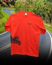 Honda Goldwing 1800 Trike Custom Tee Shirt... RED / Black Short or Long Sleeve