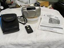 New listing Minolta Explorer Freedom Zoom Ex Film Camera