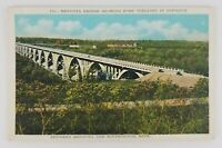 Postcard Mendota Bridge Fort Snelling Minneapolis Minnesota