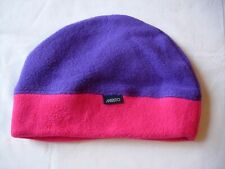 Musto Polartec purple and pink beanie hat sailing cap Series 200