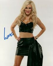 LANA WWE Manager Signed Photo #13 WWE Wrestler Smackdown Pitch Perfect 1 & 2