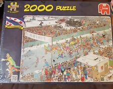 EARLY 2000 PIECE JAN VAN PUZZLE ELEVEN CITY ICE TOUR new and sealed