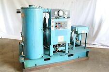 40 Hp Quincy Qsvi 40 Rotary Screw Vacuum Pump Ybm 10498