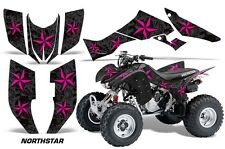 Honda TRX 300 AMR Racing Graphic Kit Wrap Quad Decal ATV 2007-2013 NORTHSTAR PNK