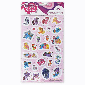 My Little Pony Stickers Bubble 3001