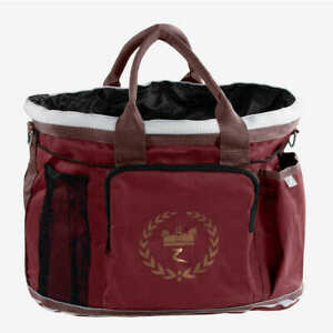 SALE! Horze Graz GROOMING BAG TOTE w/ pockets For horse show grooming 2 COLORS!