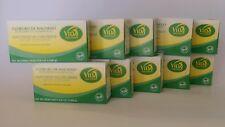 Magnesium Chloride 100g ( 10Pack ) Cloruro de Magnesio 100g each (Vida Magnesio)