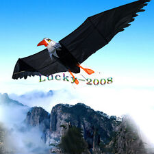 Hot Sale 3D Eagle Kite single line stereo kite Outdoor Sports Toys for kids