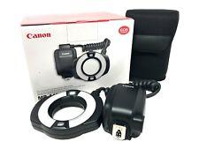 Señor 14EX II Canon anillo Macro Lite Flash-Reino Unido el próximo Día de prestación