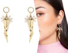 ❤️❤️❤️ Mimco Calypso Drop Ear Earrings Studs ������