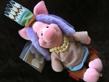 "BNWT RARE DISNEY STORE RED INDIAN PIGLET GIFT 8"" TAGGED"
