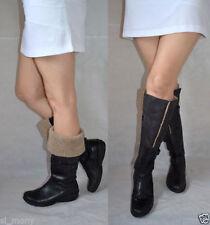Zip Mid Heel (1.5-3 in.) Standard (D) Formal Boots for Women