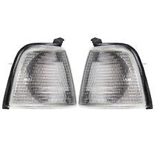 Blinkleuchte Frontblinker Set Satz weiß für Audi 80 B3 B4 Bj. 86-96 Limo Avant