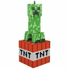 Hallmark 2017 Minecraft Creeper Ornament