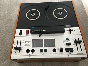 Tandberg Cross-Field Series 3600X reel to reel tape recorder - spares or repair