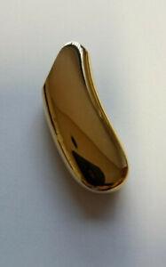 Mini Bic Lighter Brass cover case holder - New