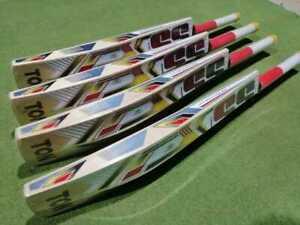 Cricket Bat Master Leather Hard Ball English Willow Full Grain Player Bats 1150G