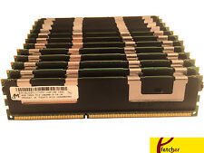 64GB (16X4GB) MEMORY FOR DELL POWEREDGE R410 R610 R710 R510