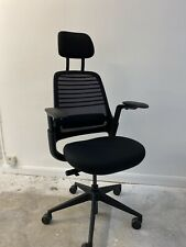 STEELCASE SERIS 1 CHAIR WITH HEADREST SOLD OUT WORLD WIDE