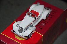Matchbox limited edition 1935 auburn 851 speedster Diecast car