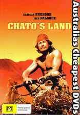 Chato's Land DVD NEW, FREE POSTAGE WITHIN AUSTRALIA REGION ALL