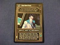 Star Wars CCG Reflections II 2 Grand Admiral Thrawn