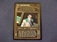 Star Wars CCG Reflections II 2 Grand Admiral Thrawn