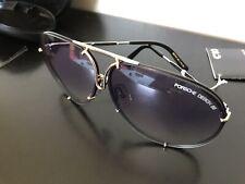 PORSCHE DESIGN By Carrera Vintage Sunglasses M.5623/71(Black/silver/gold)NOS!
