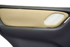 Front Door Panel Leather Synthetic Cover for Ford Escape 01-07 Beige