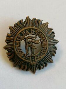 Early Irish Army Cap badge. Irish Defence Forces, Eire