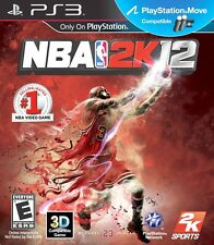 Sony Playstation 3 PS3 NBA 2K12 ~ Complete! No Scratches - Used Great Condition