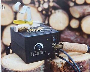 Brennpeter Master  +++ Brandmalerei