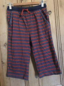 Boys Mini Boden Long Shorts 12 Yrs 10 -11 Yrs
