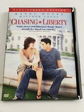 Chasing Liberty (DVD, 2004, Full-Screen)