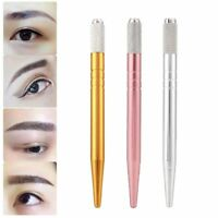 Fashion Body Lip Art Microblading Tool Eyebrow Tattoo Pen Permanent
